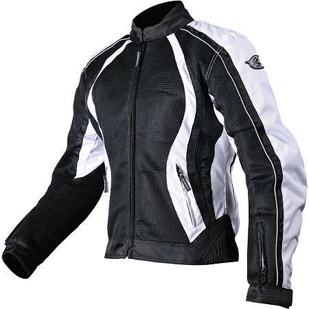 AGVSport Women's Xena Vented Textile Jacket - Main