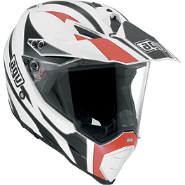 AGV AX-8DS Evo Helmet - AGV AX8-DS Scratch Resistant Anti-Fog Shield