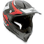AGV AX-8 Evo Helmet - Klassik - AXO-PROTECTION Dirt Bike kidney-belts