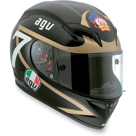 AGV Grid Helmet - Replica Barry Sheene - Main