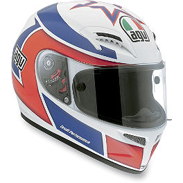AGV Grid Helmet - Replica Lucchinelli - AGV Grid Helmet - Replica Barry Sheene