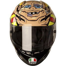 AGV GP-Tech Limited Edition Helmet - Misano 2012 Boxer - AGV K3 Helmet - Wake Up