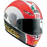 AGV GP-Tech Helmet - Marco Simoncelli - Full Face Motorcycle Helmets