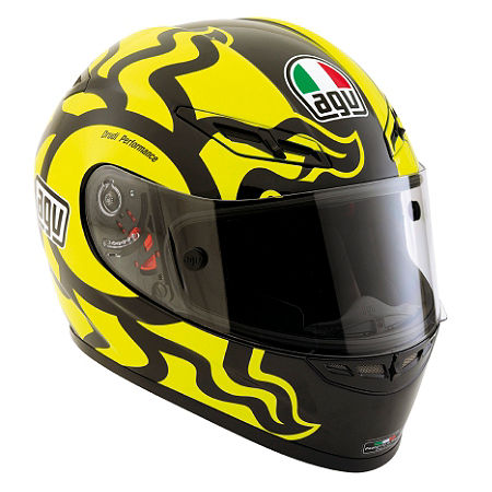 AGV GP-Tech Limited Edition Helmet - Winter Test - Main