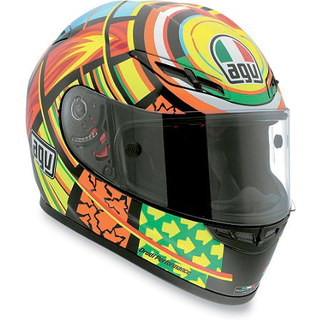 AGV GP-Tech Helmet - VR Elements - Main