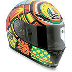 AGV GP-Tech Helmet - VR Elements - AGV Full Face Helmets