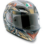 AGV Grid Helmet - Violin Key - AGV Motorcycle Products