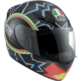 AGV K3 Helmet - 46 - AGV GP-Tech Helmet - Limited Edition Misano
