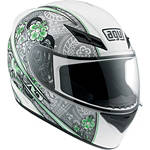 AGV K3 Helmet - Crew - Womens Full Face Motorcycle Helmets