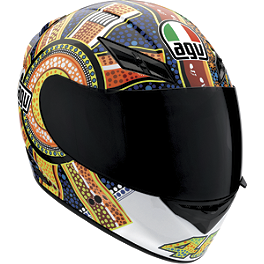 AGV K3 Helmet - Dreamtime - Icon Alliance Helmet - Headtrip