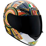 AGV K3 Helmet - Dreamtime - Motorcycle Helmets and Accessories