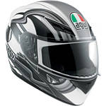 AGV K3 Helmet - Chicane - Full Face Motorcycle Helmets