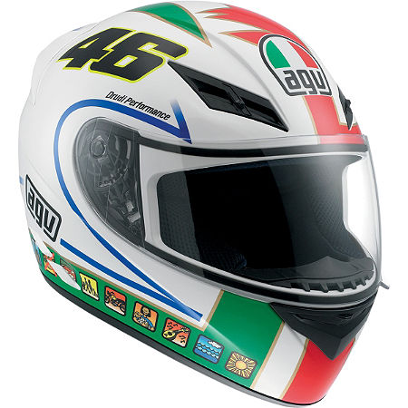 AGV K3 Helmet - Icon - Main
