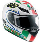 AGV K3 Helmet - Icon - Full Face Motorcycle Helmets