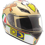AGV K3 Helmet - The Chicken - Full Face Motorcycle Helmets