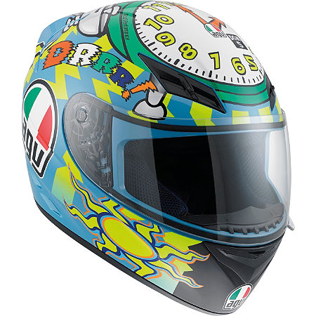AGV K3 Helmet - Wake Up - Main
