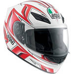 AGV K4 Evo Helmet - Arrow - Womens Full Face Motorcycle Helmets