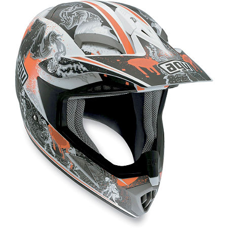 AGV MT-X Helmet - Evolution - Main