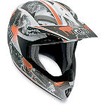 AGV MT-X Helmet - Evolution - AGV Dirt Bike Protection