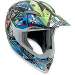 AGV MT-X Helmet - Karma - AGV Dirt Bike Protection