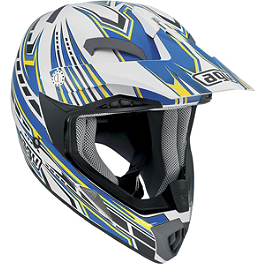 AGV MTX Helmet - Point - 2013 JT Racing ALS-02 Evolve Helmet