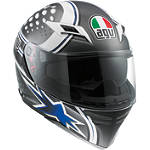 AGV Skyline Helmet - Psyco - Full Face Dirt Bike Helmets