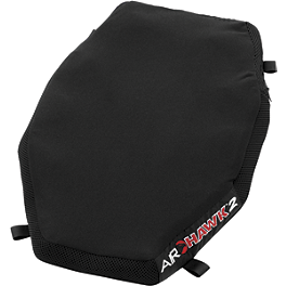Airhawk 2 Cushion With Cover - Airhawk 2 Cushion With Cover - Pillion Pad