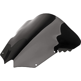 AKO Racing Polycarbonate Windscreen - 2009 Kawasaki ZX1400 - Ninja ZX-14 AKO Racing LED Integrated Tail Light