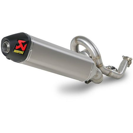 Akrapovic Racing Line Stainless Steel Hex System Spark Arrestor - Main