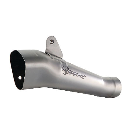 Akrapovic Slip-On Exhaust - Titanium Megaphone - Main