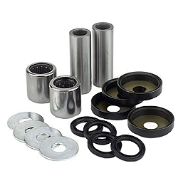 All Balls Upper A-Arm Kit - 2010 Honda RINCON 680 4X4 Quadboss A-Arm Bearings Upper