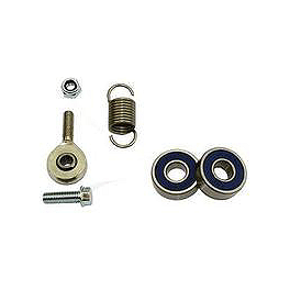 All Balls Brake Pedal Rebuild Kit - Rear - 2010 KTM 250XCFW All Balls Rear Wheel Spacer Kit