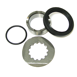 All Balls Counter Shaft Seal Kit - 1998 Kawasaki KX125 All Balls Fork Seal And Wiper Kit