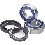 All Balls Front Wheel Bearing Kit - Kawasaki KX125 Dirt Bike Wheel Accessories