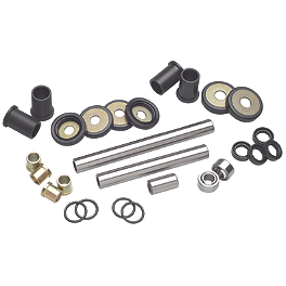 All Balls IRS A-Arm Kit - 2010 Honda RINCON 680 4X4 Quadboss A-Arm Bearings Upper