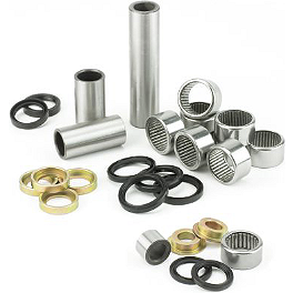 All Balls Linkage Bearing Kit - All Balls Upper Shock Bearing