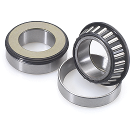 All Balls Steering Bearing Kit - Jardine RT-1 Slip-On Titanium Exhaust