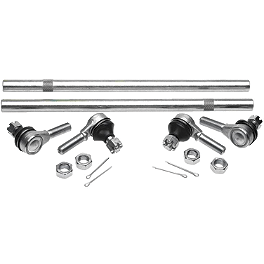 All Balls Tie Rod Upgrade Kit - Moose Handguards - Black