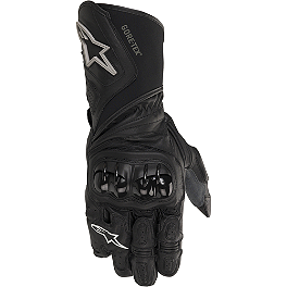 Alpinestars 365 Gore-Tex Gloves - Alpinestars Super Tech Touring Boots