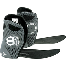Alpinestars Tech 8 Light Inner Booties - 2013 Fox 360 Gloves - Machina