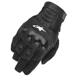 Alpinestars Alloy Gloves - Alpinestars Octane S-Moto Gloves