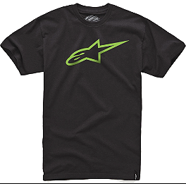 Alpinestars Ageless Classic T-Shirt - Alpinestars Faded T-Shirt