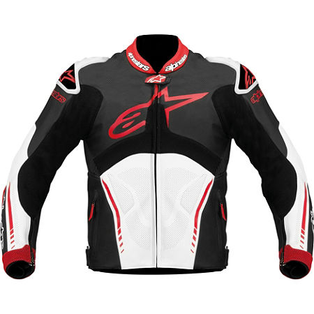 Alpinestars Atem Leather Jacket - Main