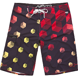 Alpinestars Arubix Boardshorts - One Industries Krypto Boardshorts