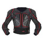 Alpinestars Bionic 2 Protection Jacket - Alpinestars Dirt Bike Chest and Back