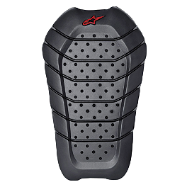 Alpinestars Bio Armor Back Protector - AGVSport Shadow Kevlar Jacket Back Pad