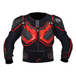 Alpinestars Bionic Protection Jacket For Bionic Neck Support - Alpinestars Dirt Bike Chest and Back