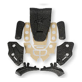 Alpinestars Bionic Neck Support Foam Kit - Alpinestars Bionic Neck Support X-Strap