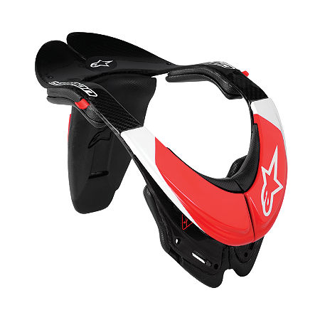 Alpinestars Carbon Bionic Neck Support - Main