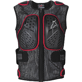 Alpinestars Bionic SP Vest - 2014 Fox Titan Sport Jacket - Sleeveless